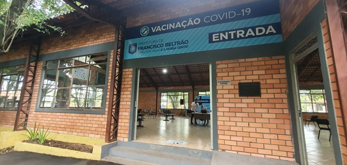 Vacinas contra a Covid-19 chegam hoje a tarde em Francisco Beltrão